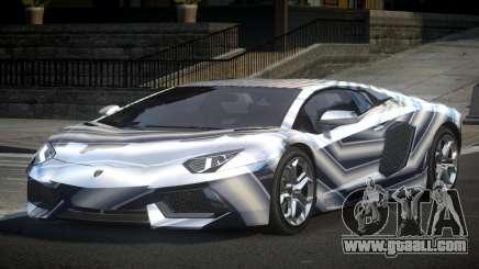 Lamborghini Aventador AN S9 for GTA 4