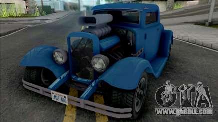 GTA V Vapid Hustler [VehFuncs] for GTA San Andreas