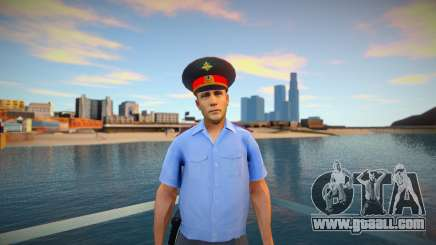 PPP employee for GTA San Andreas