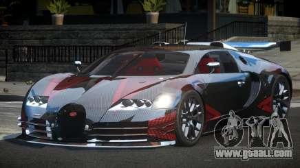 Bugatti Veyron GS-S L4 for GTA 4