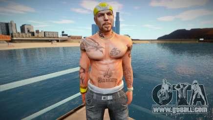 New Vagos Skin for GTA San Andreas