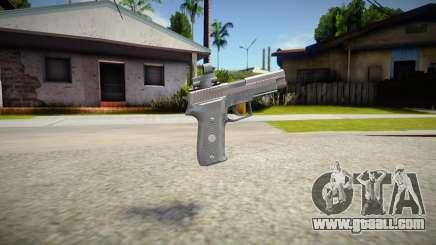 SIG P226R (Escape from Tarkov) V3 for GTA San Andreas