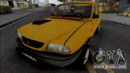 Dacia 1307 Double Cab for GTA San Andreas