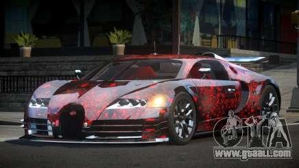 Bugatti Veyron GS-S L7 for GTA 4