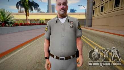 LvPD for GTA San Andreas