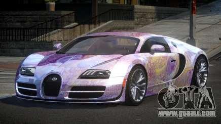 Bugatti Veyron US S2 for GTA 4