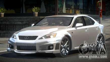 Lexus ISF BS V1.1 for GTA 4