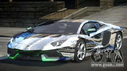 Lamborghini Aventador AN S7 for GTA 4