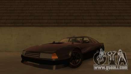 Cheetah SA for GTA 4