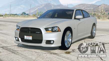 Dodge Charger SRT8 (LD) 2012〡add-on for GTA 5