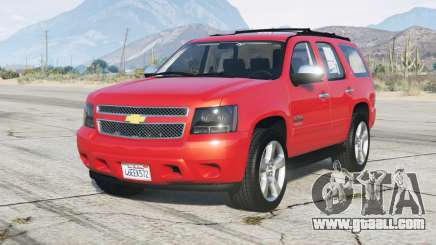Chevrolet Tahoe LT Texas Edition (GMT900) 2008〡add-on v1.6 for GTA 5