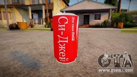 New Coca-Cola textures for GTA San Andreas