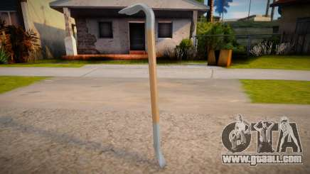 Crowbar for GTA San Andreas