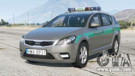 Kia Ceed SW Polish Border Guard〡[ELS] add-on for GTA 5