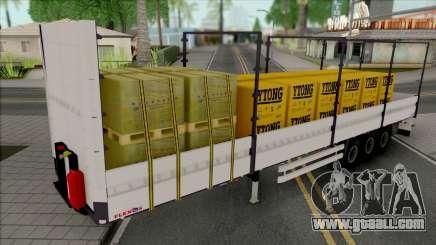 Trailer Flexos for GTA San Andreas