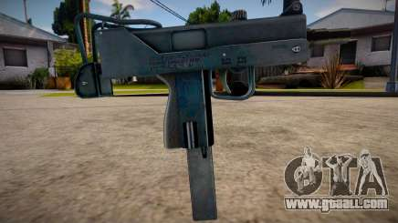HQ Micro SMG V2.0 for GTA San Andreas
