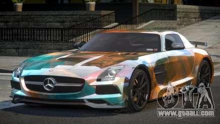 Mercedes-Benz SLS US S9 for GTA 4