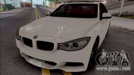 BMW 335i GT for GTA San Andreas