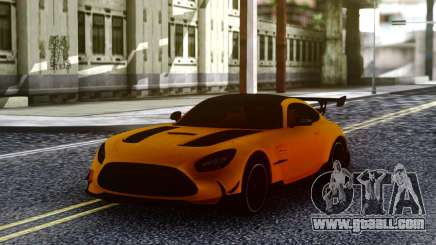 Mercedes-Benz AMG GT Black Series 2020 for GTA San Andreas