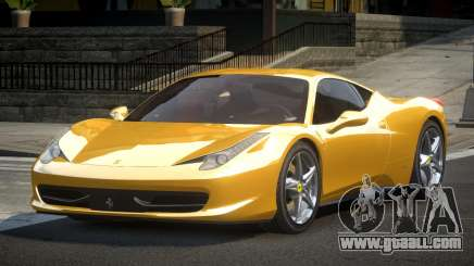 Ferrari 458 SP Tuned for GTA 4