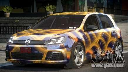 Volkswagen Golf US S10 for GTA 4