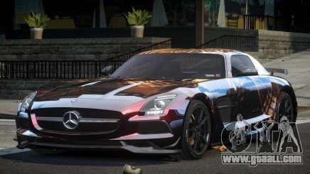 Mercedes-Benz SLS US S8 for GTA 4