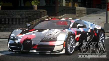 Bugatti Veyron US S9 for GTA 4