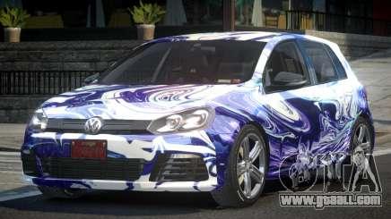 Volkswagen Golf US S9 for GTA 4