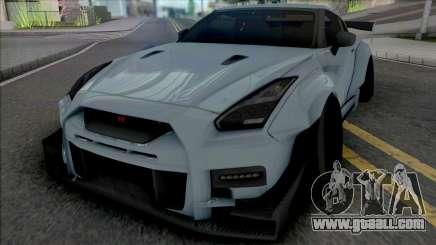Nissan GT-R Uras GT for GTA San Andreas