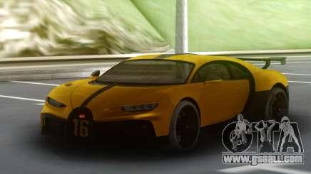 Bugatti Chiron Pur Sport for GTA San Andreas