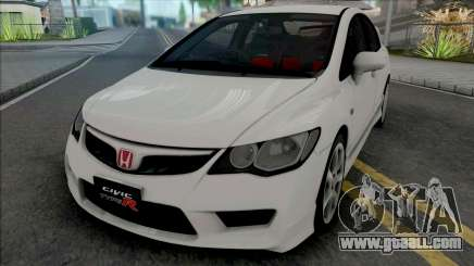 Honda Civic Type R (FD2) 2008 Stock for GTA San Andreas