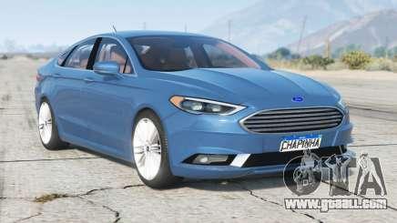 Ford Fusion Titanium 2017〡add-on for GTA 5