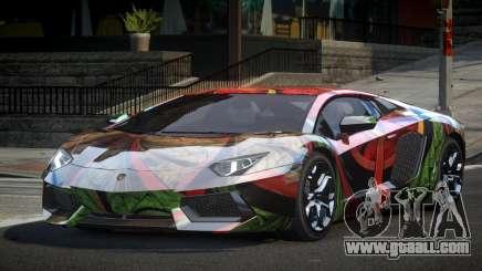 Lamborghini Aventador AN S1 for GTA 4
