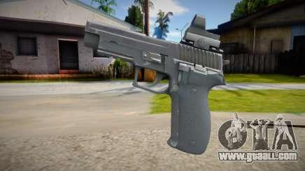 SIG P226R (Escape from Tarkov) V2 for GTA San Andreas