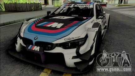 BMW M4 DTM 2017 for GTA San Andreas