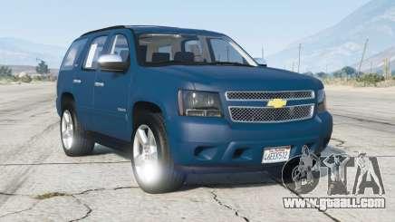 Chevrolet Tahoe LTZ (GMT900) 2008〡add-on v1.6 for GTA 5