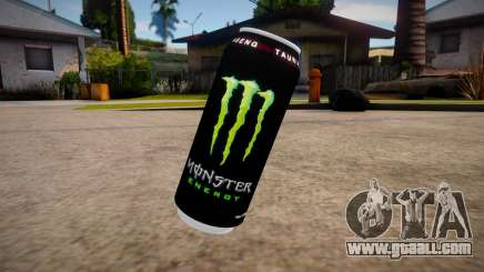 Monster Energy Grenade mod for GTA San Andreas