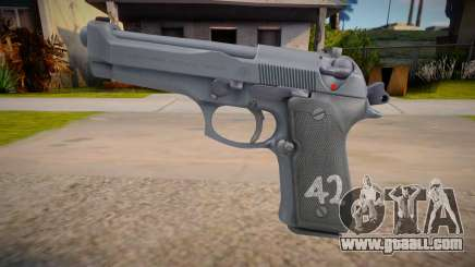 Beretta M9 (AA: Proving Grounds) for GTA San Andreas