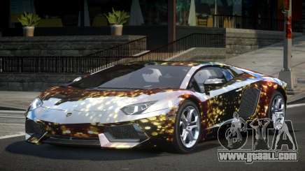 Lamborghini Aventador GS-U L7 for GTA 4