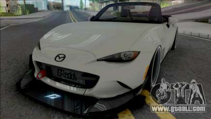 Mazda MX-5 Miata Custom for GTA San Andreas