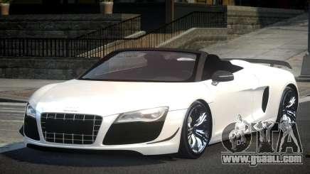 Audi R8 SP Roadster for GTA 4