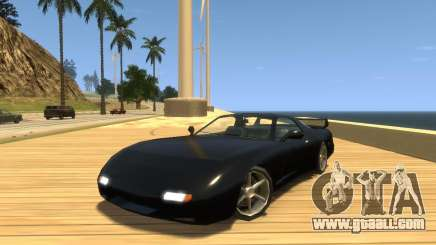 ZR-350 SA for GTA 4