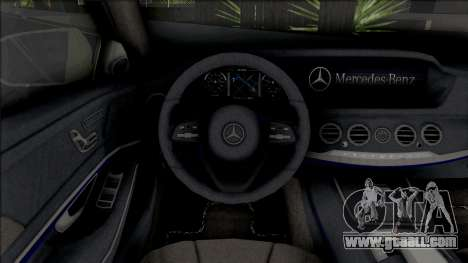 Maybach S650 Pullman [HQ] for GTA San Andreas