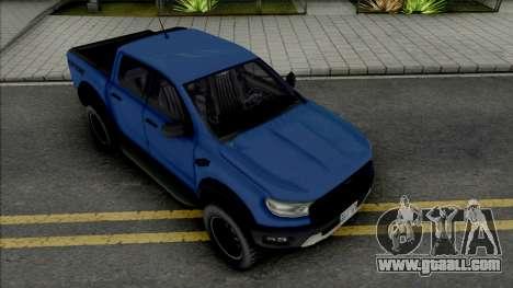 Ford Ranger Raptor 2020 for GTA San Andreas