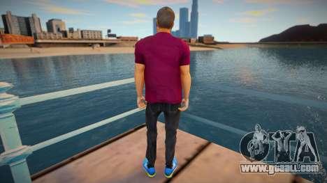Abrupt Ilya for GTA San Andreas