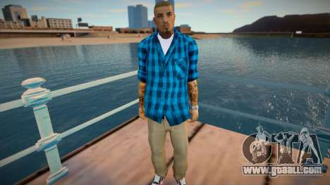 New Cesar Skin for GTA San Andreas