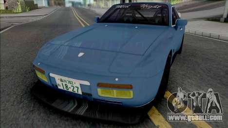 Porsche 944 Mid Night for GTA San Andreas