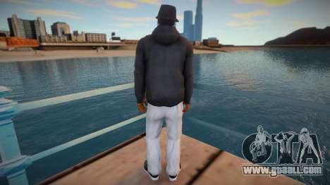 New Wiz Khalifa for GTA San Andreas