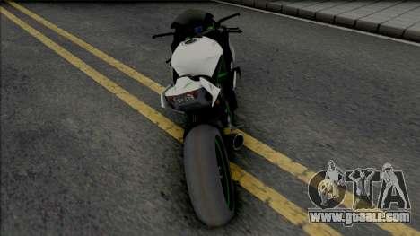 Kawasaki Ninja H2R [Fixed] for GTA San Andreas