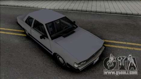 Ford Del Rey 1983 for GTA San Andreas